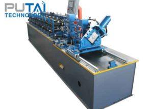 omega steel framing machine