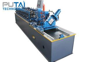 u profile channel roll forming machine