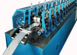 Omega Channel Forming Machine